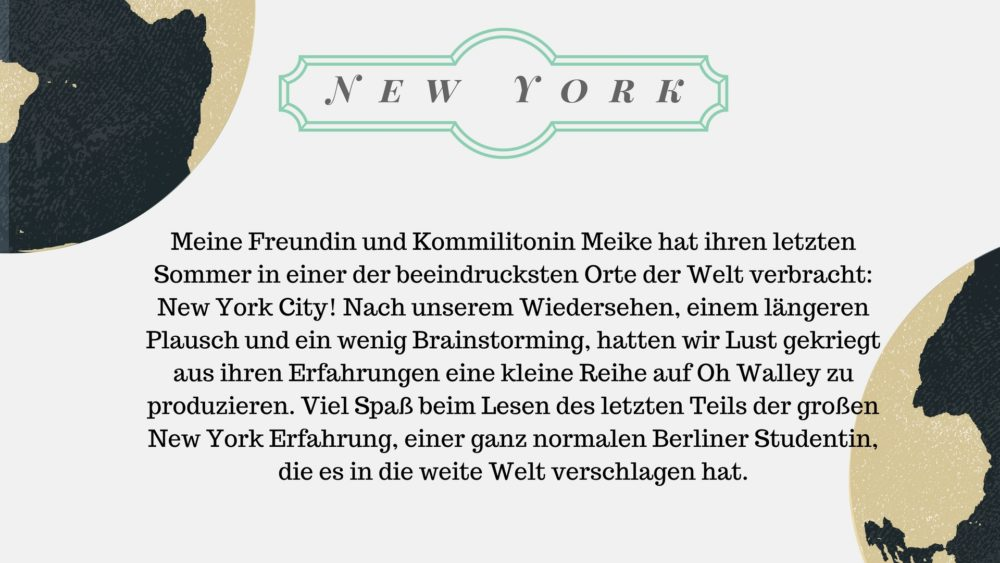 New Yorkerin